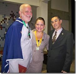 Foureaux, Cláudia Gomes e Donadon-Leal