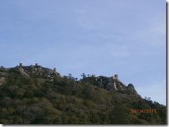 Colina do castelo da Pena