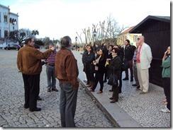 ouvindo um pouco de História em Sintra