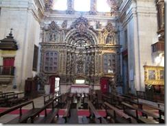 Altar lateral da Sé Nova