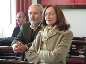 Ana Aurora e Zé Colaço