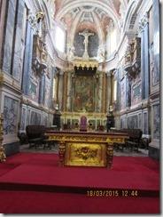 Altar or da Sé de Évora