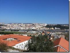Coimbra vista da torre