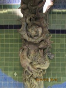 Detalhe escultura 2
