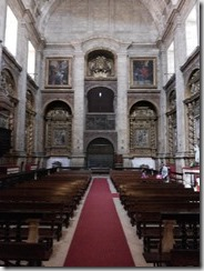 Fundo a Igreja