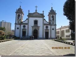 Igreja de Leça, antiga Igreja de S. Miguel de Moroça
