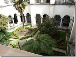 Jardim interno Palácio de Justiça
