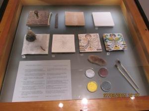 Materiais e técnicas 1
