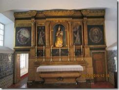 N.Sra. do Rosário na igreja dos Loios
