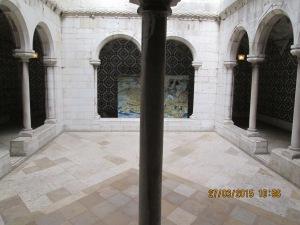 O claustro