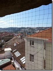 Vista da torre de Almedina 1