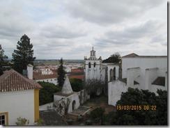 Vista desde o terraço dos Loios