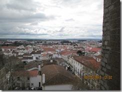 Vista do terraço dos Loios